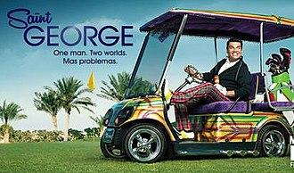 Saint George (TV series) - Image: Saint George show expanded title card