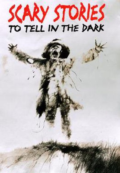Picture of a book: Scary Stories To Tell In The Dark