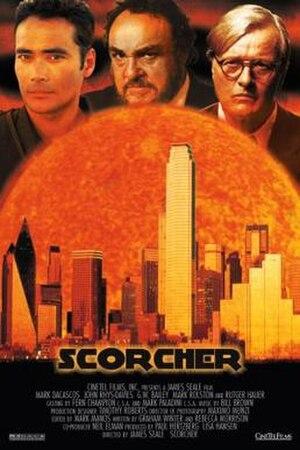 Scorcher (film) - Poster
