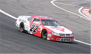 Scott Steckly - Steckly's car in 2009