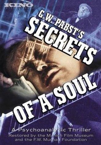 Secrets of a Soul - Film poster