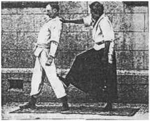 Kyushin Ryu - Shihan Yoshinori (Yazo) Eguchi of Kyushin Ryu Jujutsu