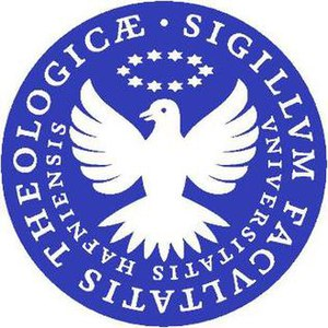 University of Copenhagen Faculty of Theology - Seal of the Faculty of Theology