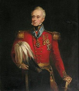 William Gabriel Davy - General Sir William Gabriel Davy