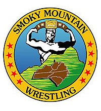 Smoky Mountain Wrestling logo