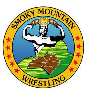 Smoky Mountain Wrestling - Image: Smoky Mountain Wrestling