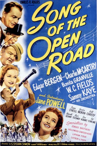 Song of the Open Road - Image: Song of the Open Road