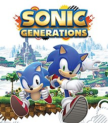 <i>Sonic Generations</i> 2011 action adventure platform video game
