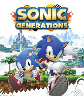 Sonic Generations - Image: Sonic Generations