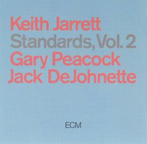 Standards (Jarrett album) - Image: Standards Vol. 2