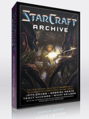 StarCraft - The StarCraft Archive cover