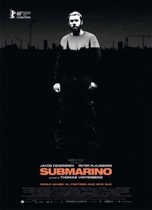 Submarino - Theatrical release poster