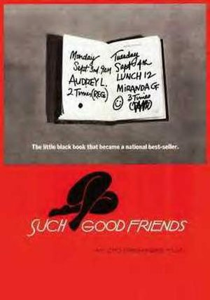 Such Good Friends - Theatrical release film poster by Saul Bass