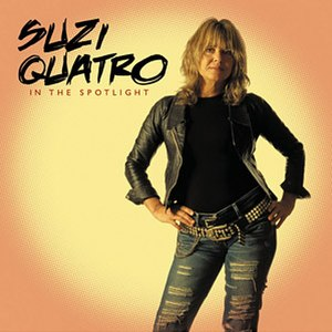 In the Spotlight - Image: Suzi Quatro In the Spotlight album cover