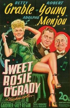 Sweet Rosie O'Grady - Image: Sweetrosie