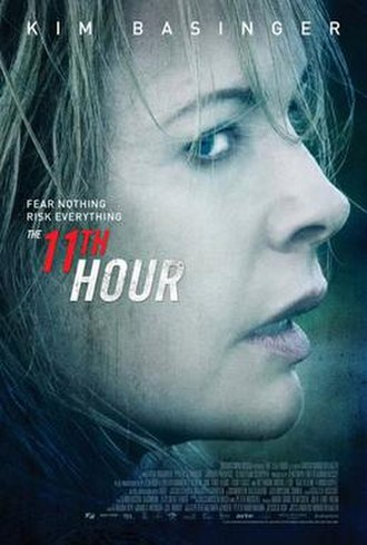 The 11th Hour (2014 film) - Poster for the film