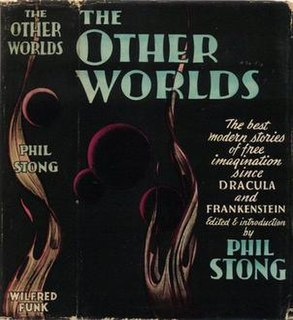 <i>The Other Worlds</i> book by Phil Stong