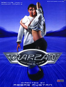 Taarzan: The Wonder Car - Wikipedia