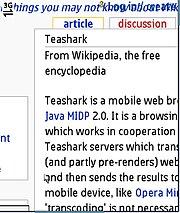 Free nokia asha 500 / 501 / 502 / 503 240x400 tea shark software.
