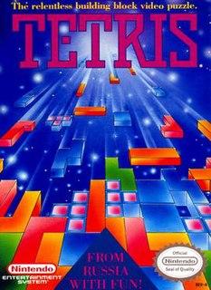 <i>Tetris</i> (NES video game) 1989 video game