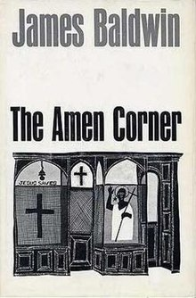 The Amen Corner cover
