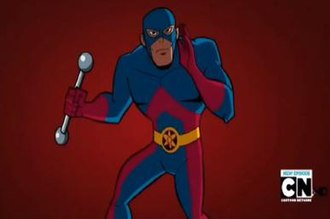 Atom (comics) - Ryan Choi as seen in Batman: The Brave and the Bold.