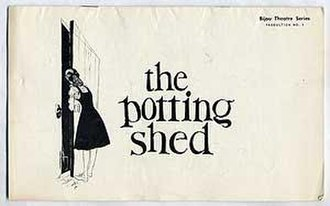 The Potting Shed - First production programme