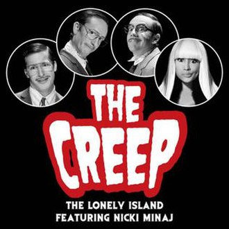 The Creep (song) - Image: The Creep Lonely Island