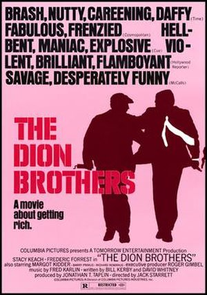 The Gravy Train - Image: The Dion Brothers poster