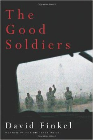The Good Soldiers - The Good Soldiers first edition cover.