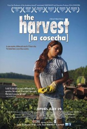 The Harvest (2010 film) - Image: The Harvest film poster