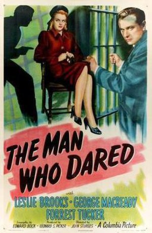 The Man Who Dared (1946 film) - Image: The Man Who Dared