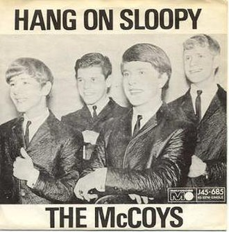Hang On Sloopy - Image: The Mc Coys
