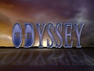 The Odyssey (TV series) - Main Title Card