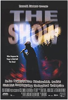 The Show (1995 film) poster.jpg