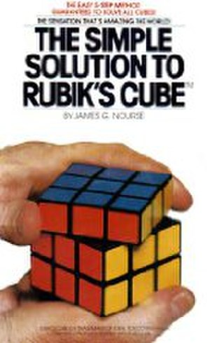 The Simple Solution to Rubik's Cube - Image: The Simple Solution to Rubik's Cube cover