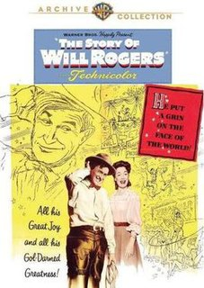 <i>The Story of Will Rogers</i> 1952 film by Michael Curtiz