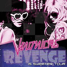 the veronicas revenge is sweeter tour dvd