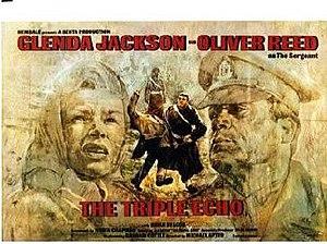 The Triple Echo - Original poster