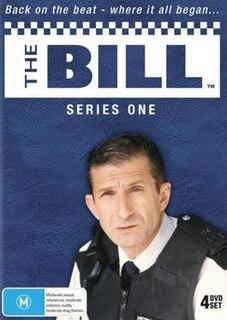 <i>The Bill</i> (series 1) season of television series
