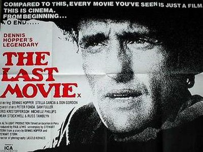 Picture of a podcast: The Last Movie