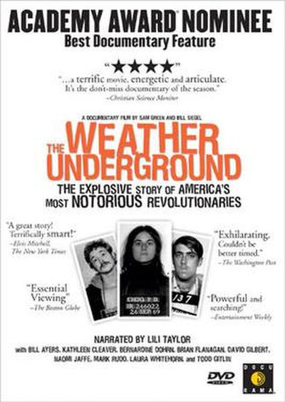 Picture of a movie: The Weather Underground