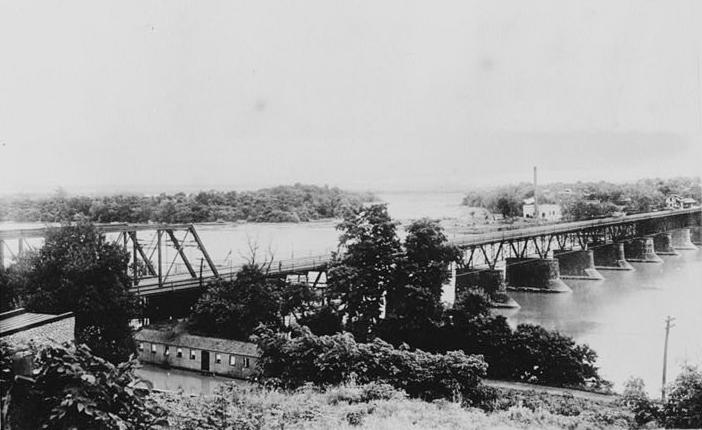 Third Potomac aqueduct bridge