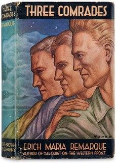 <i>Three Comrades</i> (novel)