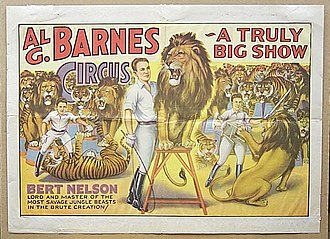 American Circus Corporation - Image: Truly Big Show