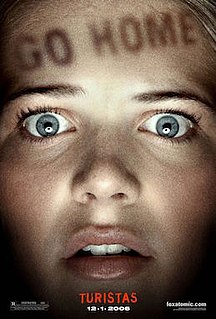<i>Turistas</i> 2006 American horror film directed by John Stockwell