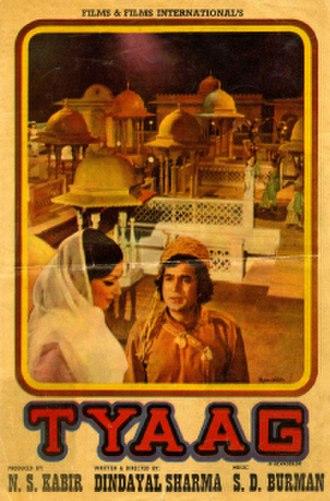 Tyaag - Poster
