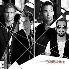 Backstreet Boys - Những Chàng Trai Làm Khuynh Đảo Thế Giới 220px-Unbreakable_cover
