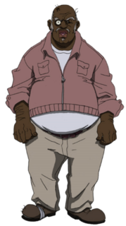 Uncle Ruckus Fictional character from The Boondocks
