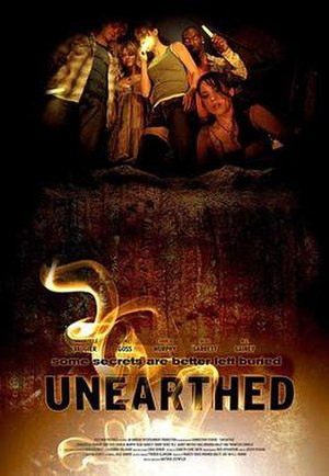 Unearthed (film) - Image: Unearthed film poster